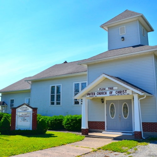 Well maintained 5500 sf church in Plum Tree