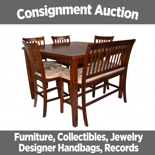 Scheerer McCulloch Auctioneers July 9th Consignment Auction