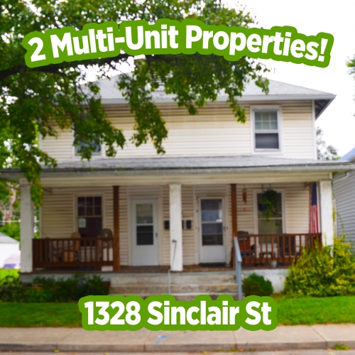 2 multi-unit rental properties in Fort Wayne