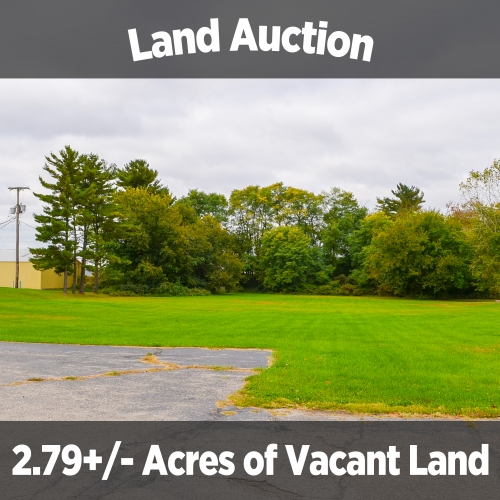 2.79+/- Acres of Vacant Land in Ligonier IN