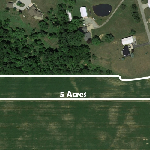 Land auction in Allen County