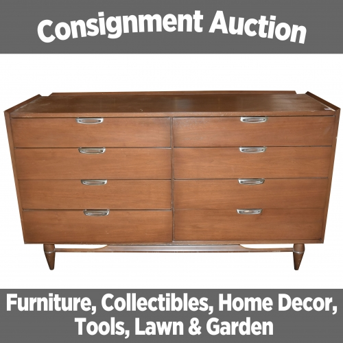 Scheerer McCulloch Auctioneers April 27 Consignment Auction
