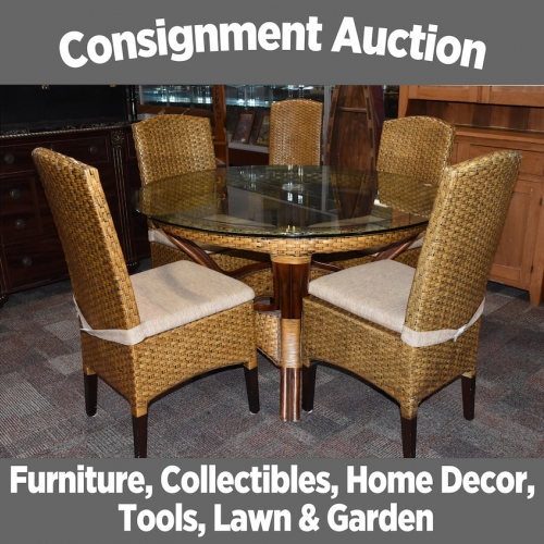 Scheerer McCulloch Auctioneers August 1st, 2019 Consignment Auction