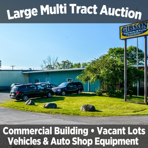 Large Multi Tract Auction Near Lafayette St & E Paulding Rd