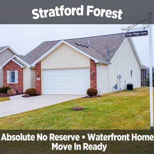 Beautiful 2 Bedroom 2 Bath Villa in Stratford Forest
