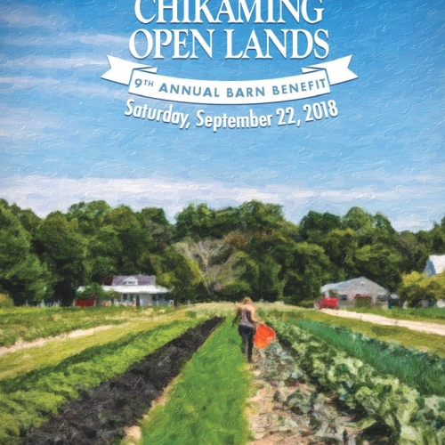 2018 Chikaming Open Lands' Ninth Annual Barn Benefit