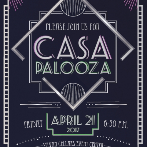 CASA Palooza 2017 at the Sylvan Cellars Event Center