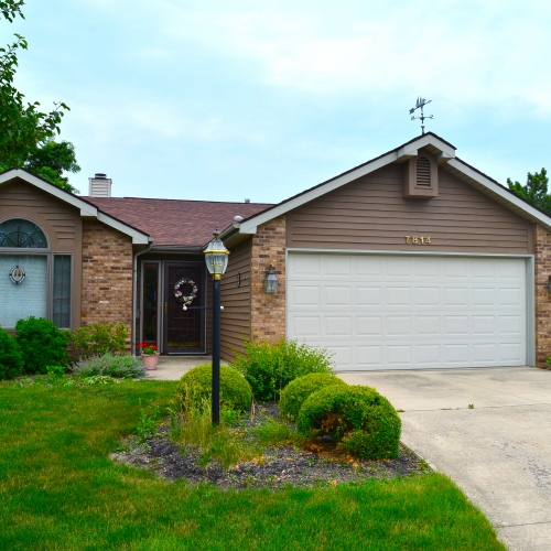 Move in ready 3 bedroom home with oversized garage in Lincoln Village