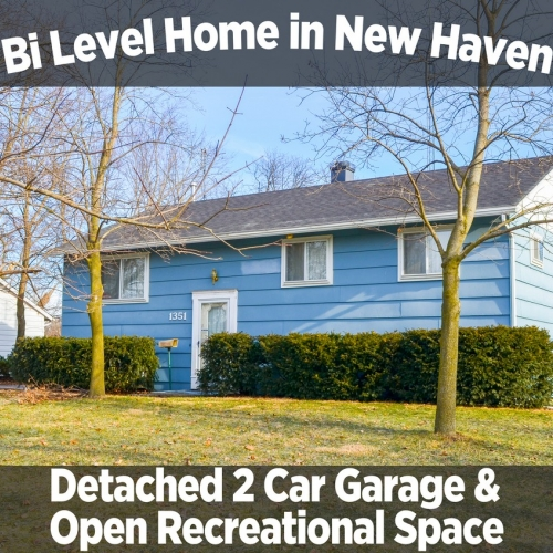 Peaceful 3 bedroom, 2 bathroom single family home In New Haven
