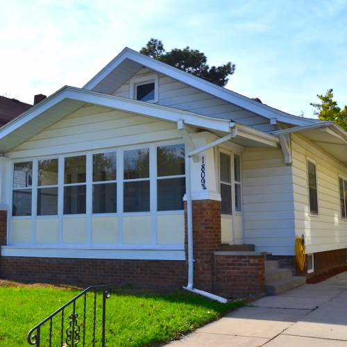 Well maintained single family home on North Anthony Blvd
