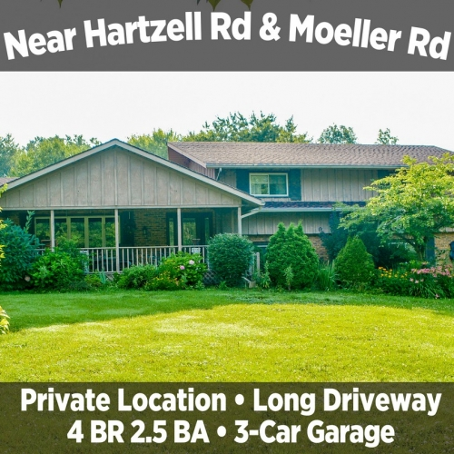 Private 4 Bedroom 2.5 Bathroom on 13.26 +/- Acres