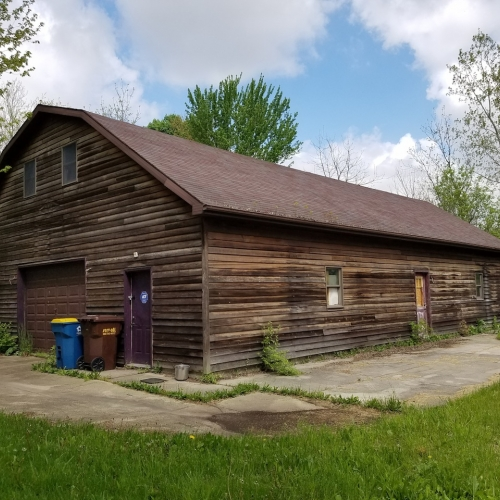 5.19 +/- Acres, 60'x40' Storage Building, 3 BR Bungalow in Waterloo, Indiana
