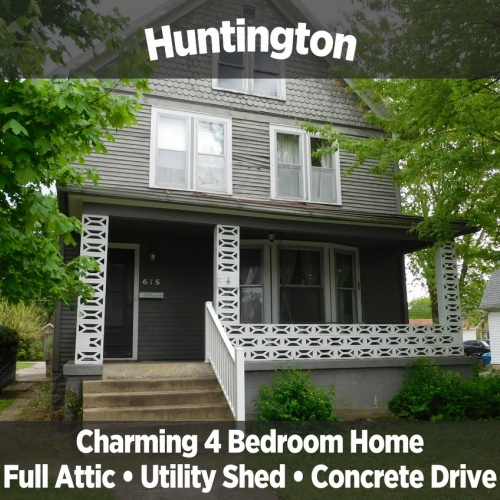 4 Bedroom Single Family Home in Huntington