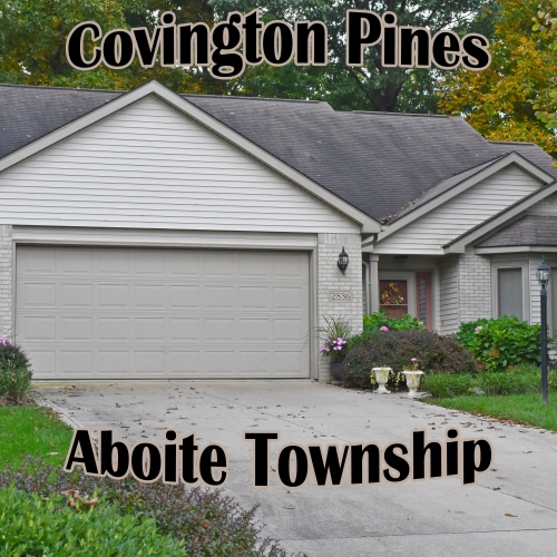 Charming Lofted 3 bedroom, 3 bath Home in Covington Pines, Aboite Township
