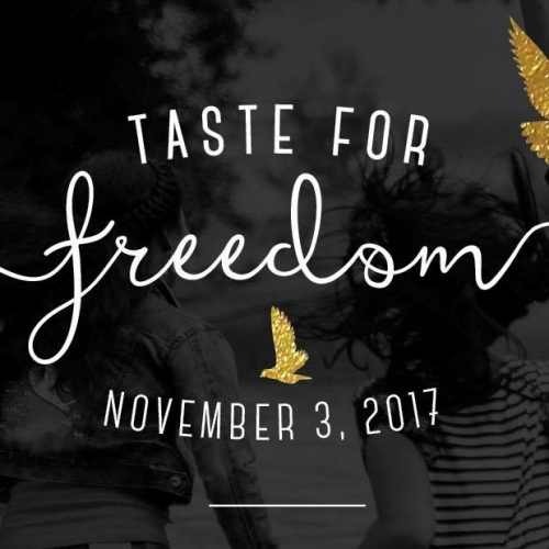 Destiny Rescue Fourth Annual Taste for Freedom