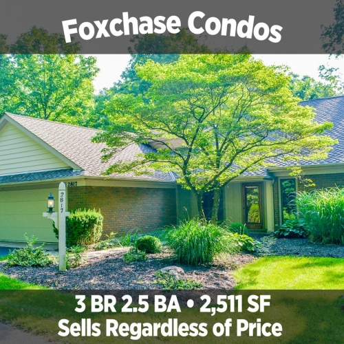 Beautiful 3 Bedroom 2.5 Bath Home in Foxchase Condos