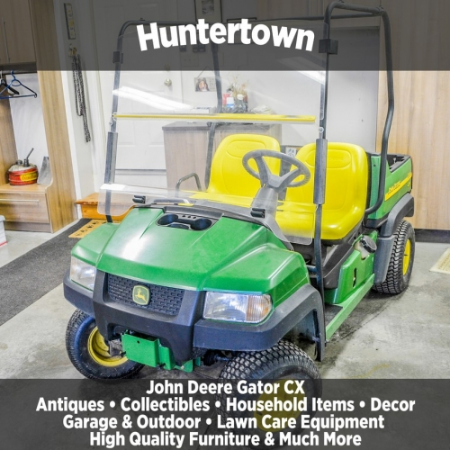 PERSONAL PROPERTY AUCTION IN HUNTERTOWN
