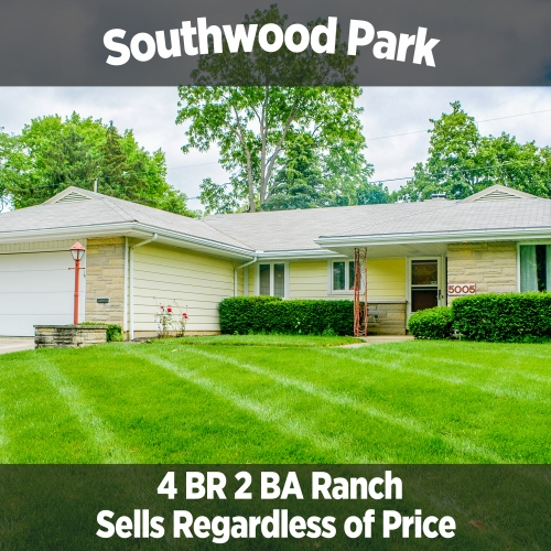 Charming 4 bedroom, 2 bath home in Southwood Park, 1987 Corvette Convertible, & 2001 Mercedes
