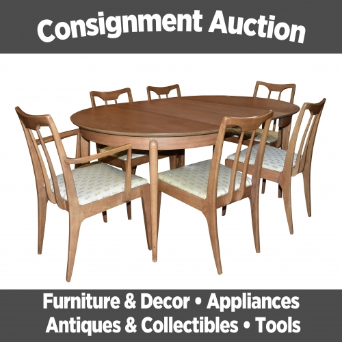 Scheerer McCulloch Auctioneers August 29th, 2019 Consignment Auction
