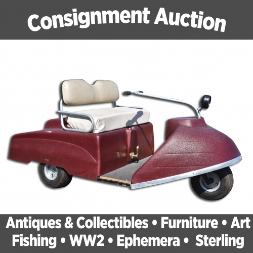 Scheerer McCulloch Auctioneers Sept 14th Consignment Auction