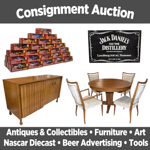 Scheerer McCulloch Auctioneers Oct 17th Consignment Auction