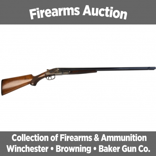 Scheerer McCulloch Auctioneers May 2019 Firearms Auction