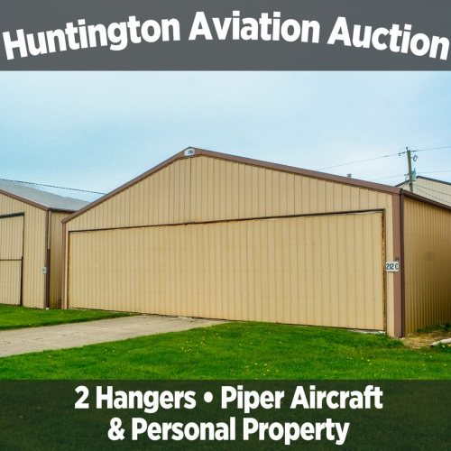Huntington Aviation Auction