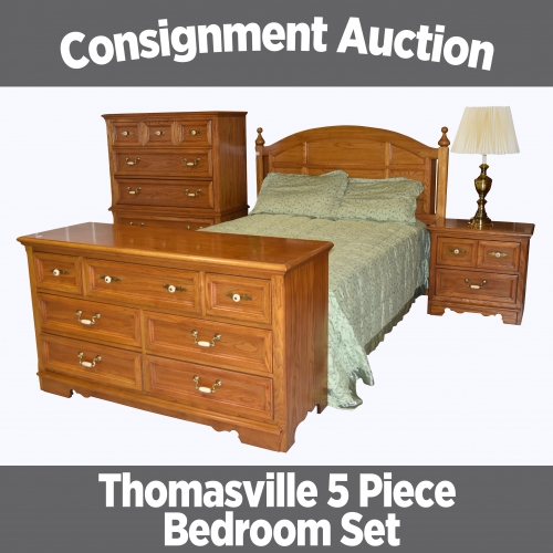 Scheerer McCulloch Auctioneers March 30 Consignment Auction