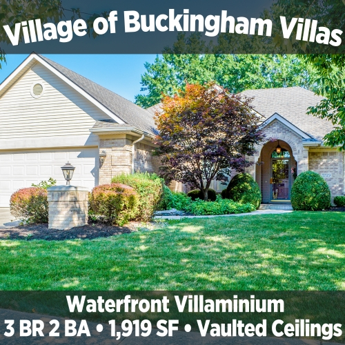 Beautiful 3 Bedroom 2 Bathroom in Village of Buckingham Villas