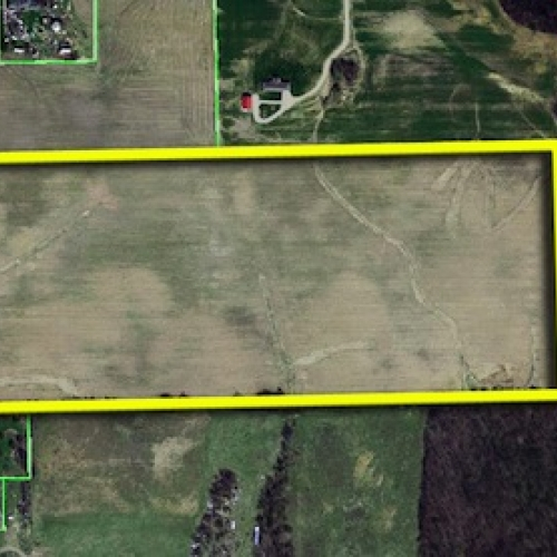 45+/- Acres Tillable Land