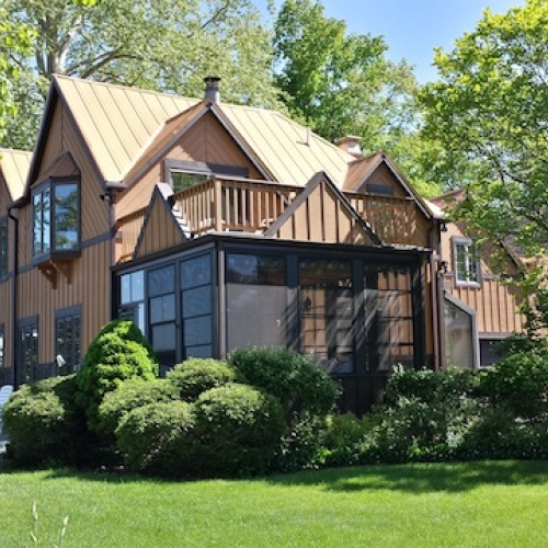 Syracuse Lake | Lakefront Home