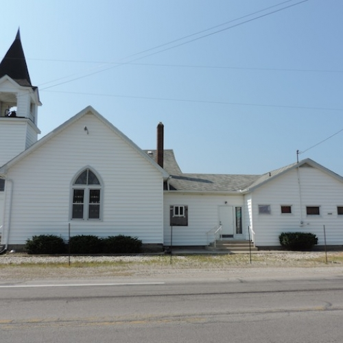 3,300 sf Church • Bluffton, IN