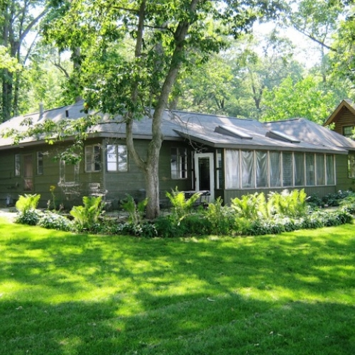 Lake Maxinkuckee | Lakefront Home