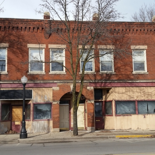 Commercial Building Property Auctions Scheerer Mcculloch
