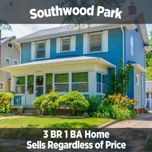 Charming 3 bedroom, 1 bath home in Southwood Park