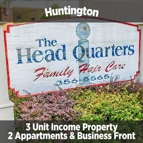 3 Unit Income Property in Huntington, IN