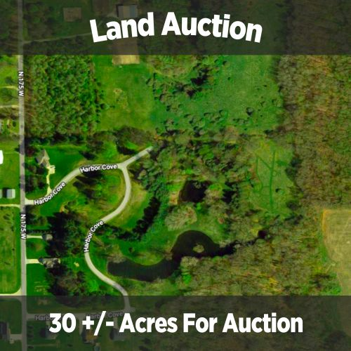 30 +/- Acres of Home Buildable Lots